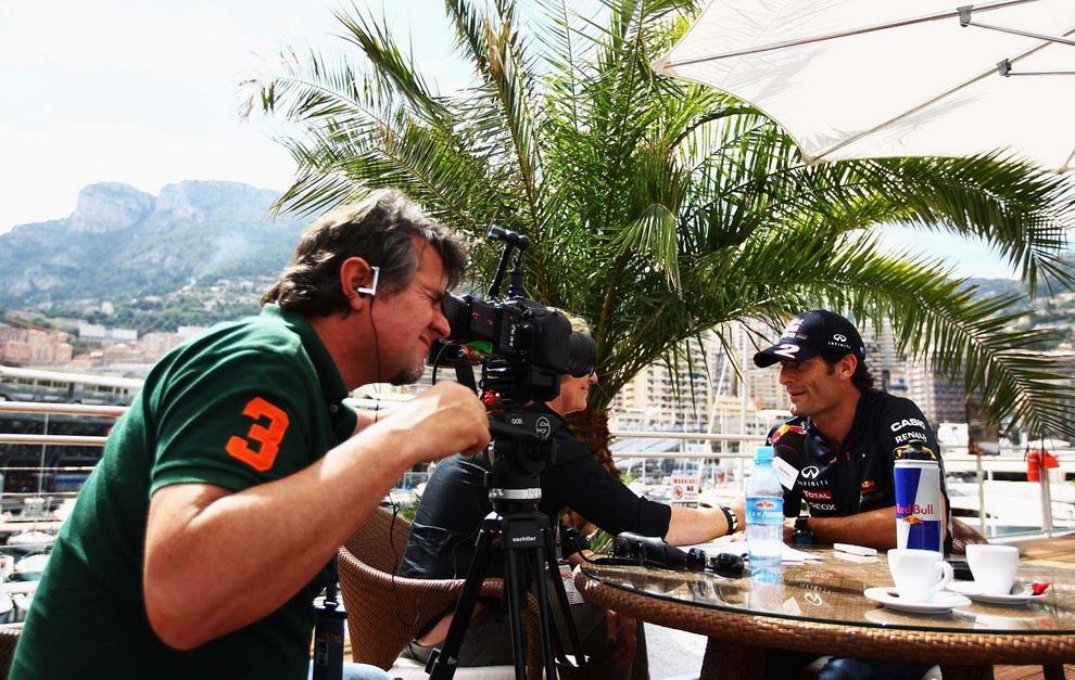 8171 За кадром 70 го Гран При Монако 2012: фоторепортаж