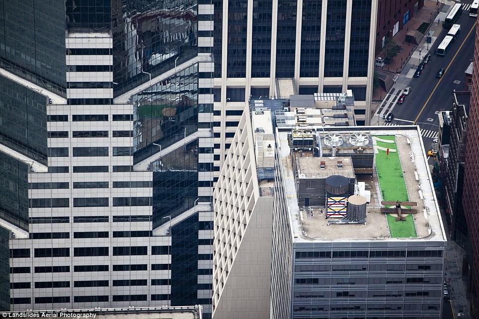 Крыши Нью-Йорка, какими вы их еще не видели