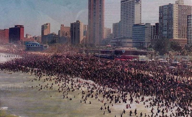 858 Как изменились пляжи Южной Африки за 40 лет