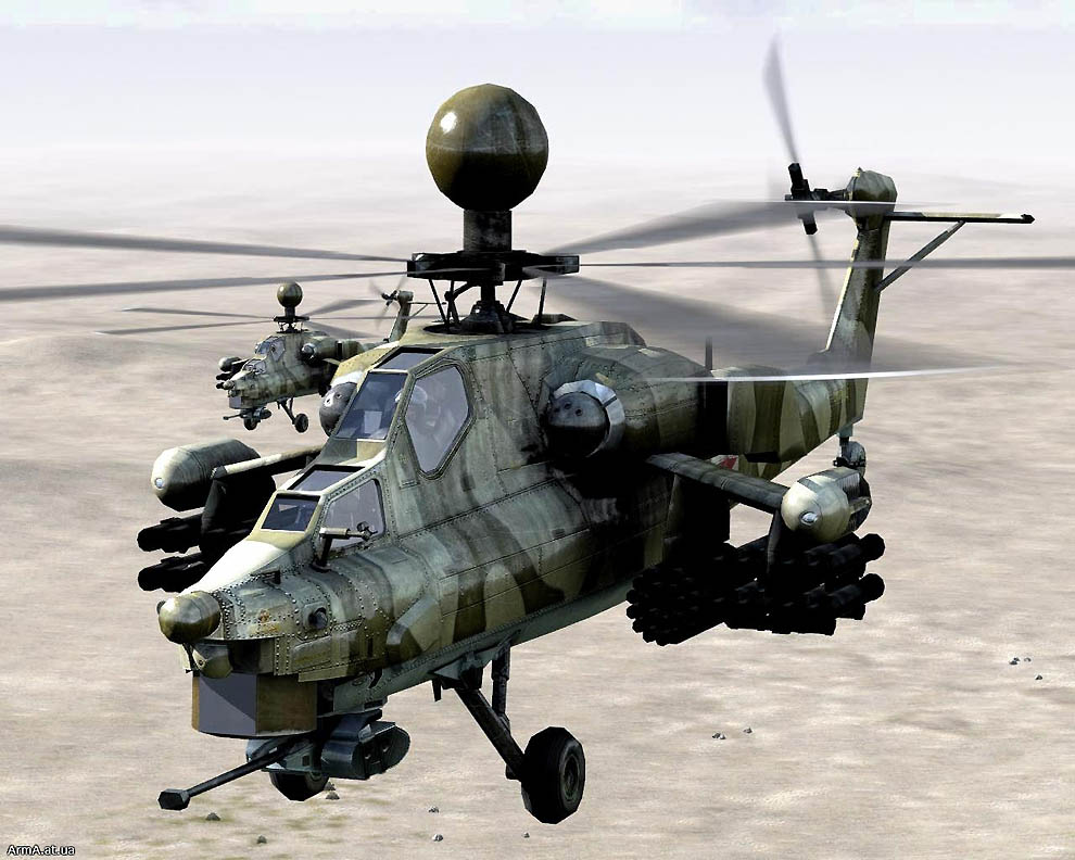 864 Как собирают вертолеты