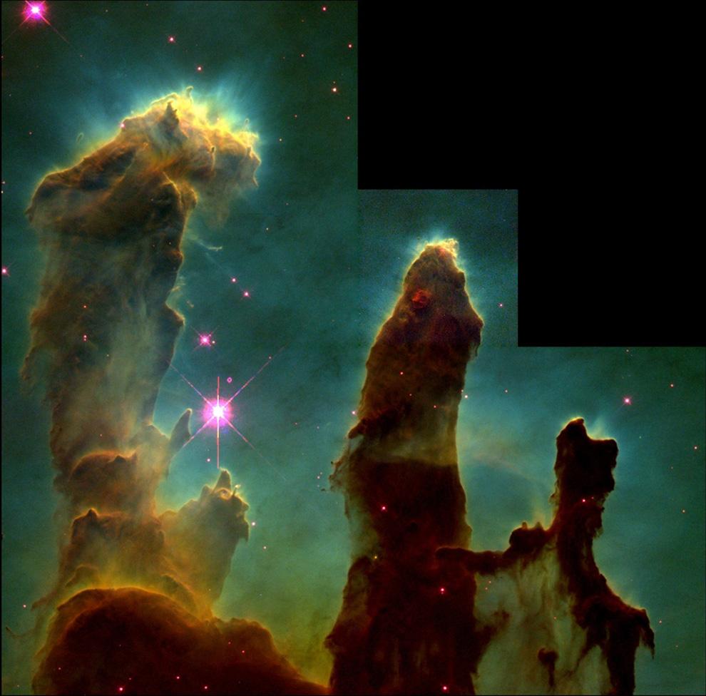 871 Телескоп Хаббл: 22 года на орбите