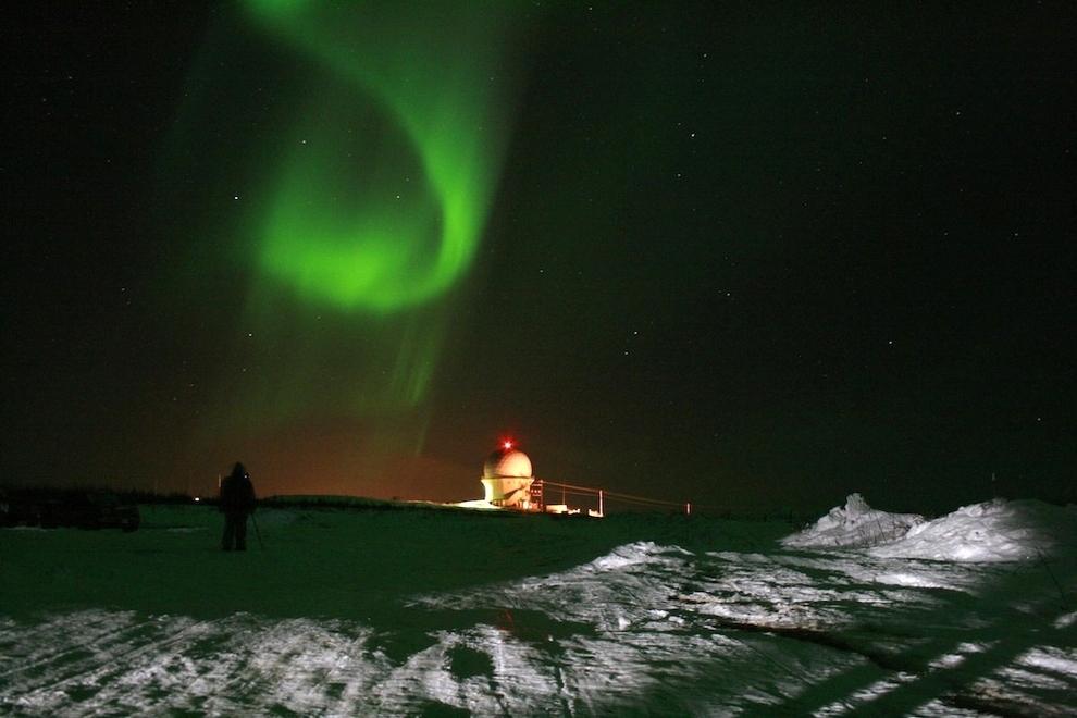 912 Удивительные фото северного сияния