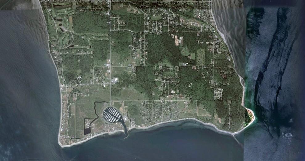 9154 Интересные объекты «Google Планета Земля»