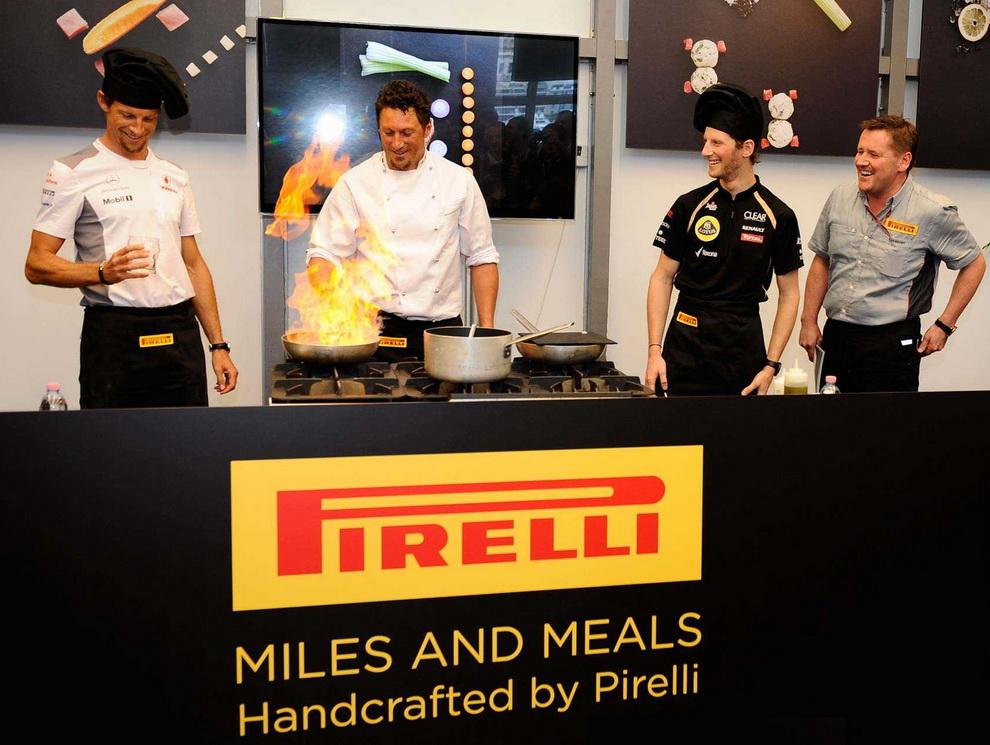 9165 За кадром 70 го Гран При Монако 2012: фоторепортаж
