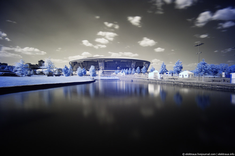 9175 Донецкий стадион Донбасс арена