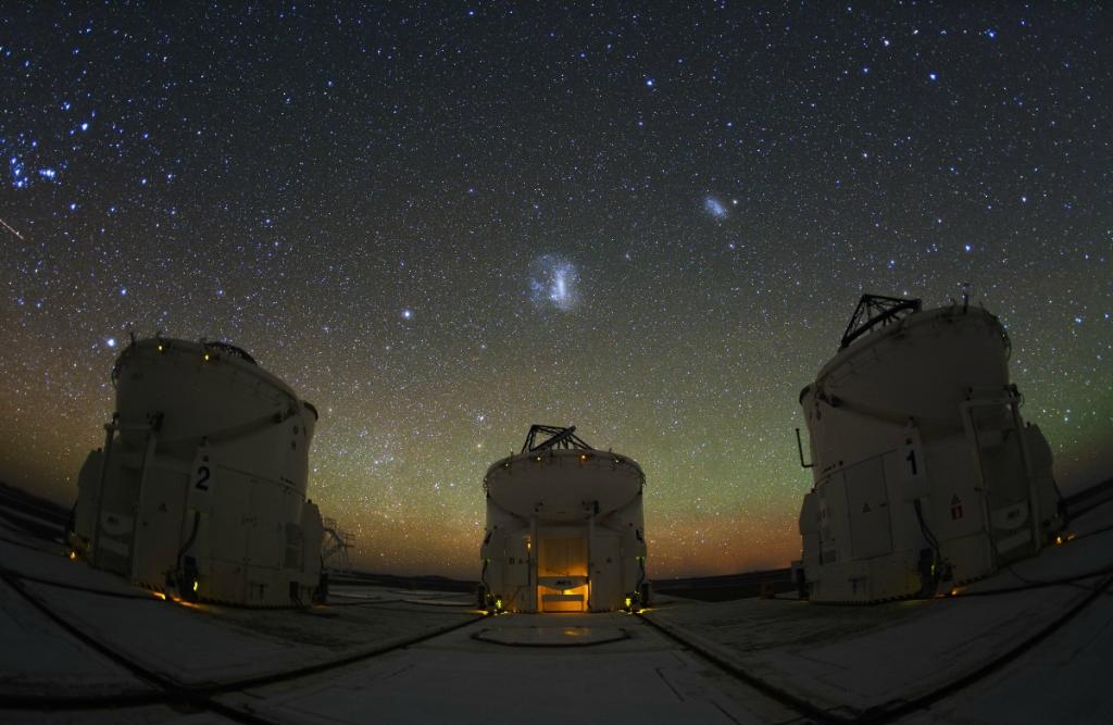 920 Лучшие фото на космическую тематику – апрель 2012