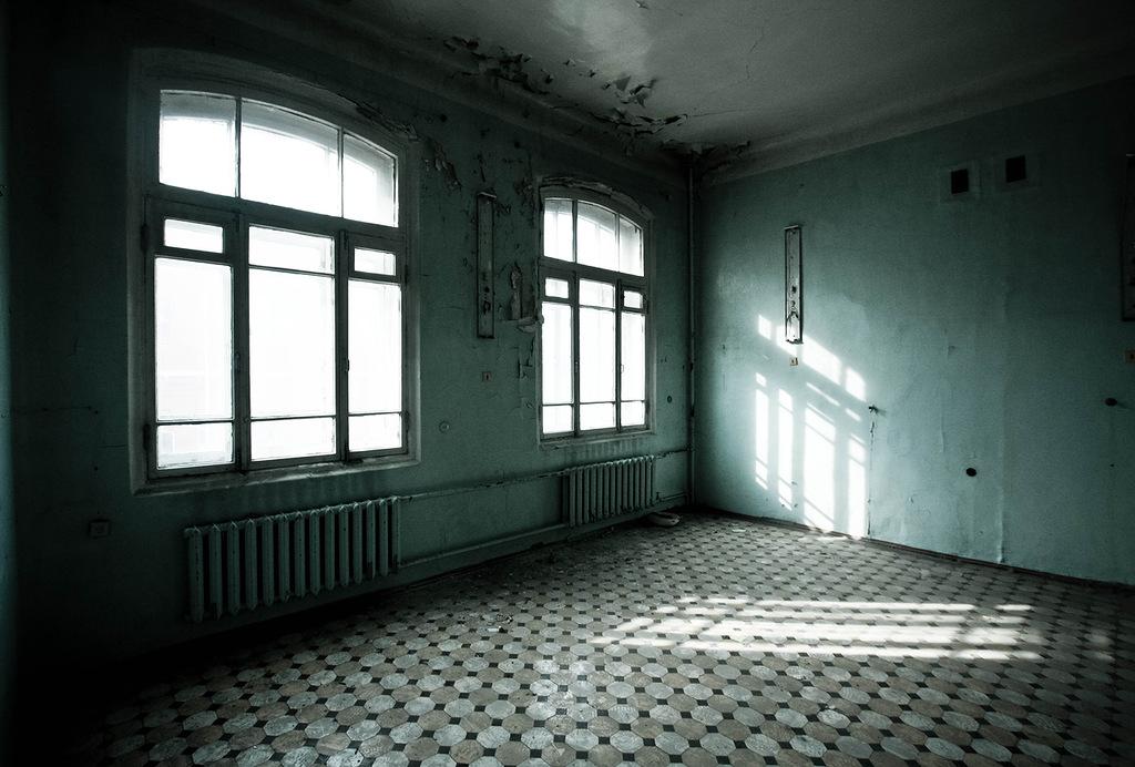 927 Заброшенный родильный дом