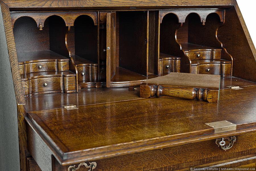 94 Как создают элитную английскую мебель (Часть 3)