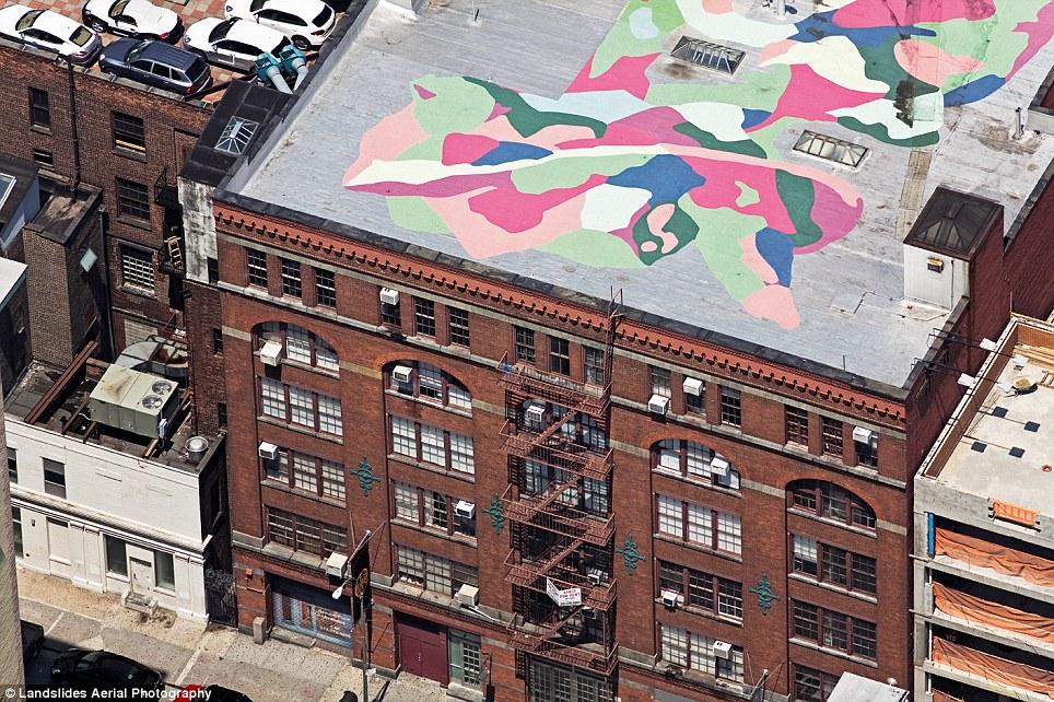 942 Крыши Нью Йорка, какими вы их еще не видели