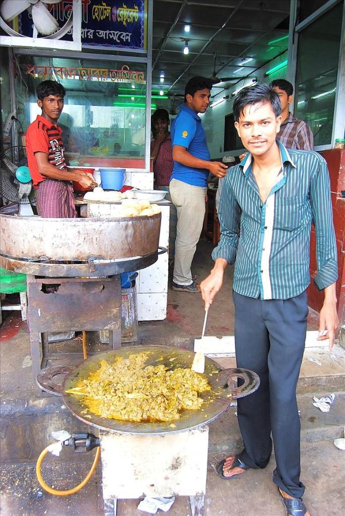 943 Дакка: хроники социальной помойки или как пережить 5 дней в ужасном мегаполисе