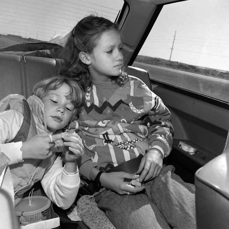 96 Джек Рэдклифф: 37 лет из жизни Элисон
