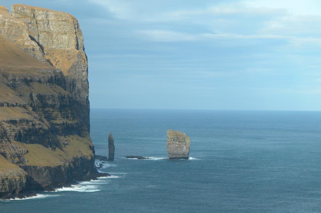 972 Самые фотогеничные морские скалы