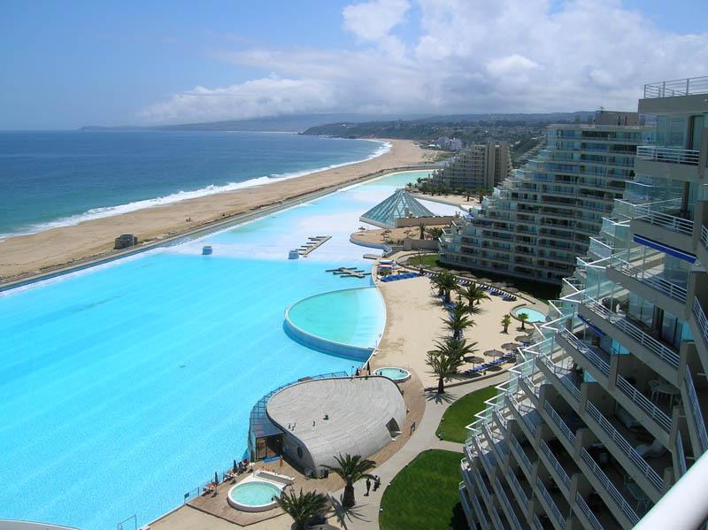 992 Самый большой бассейн в мире