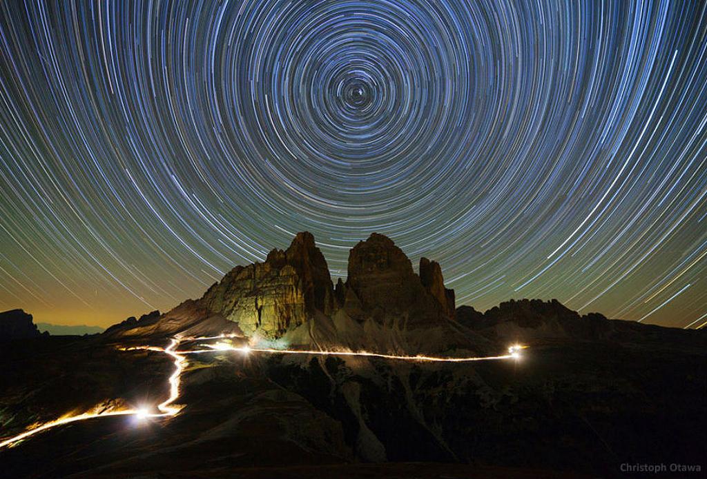 997 Лучшие фотографии ночного неба 2012