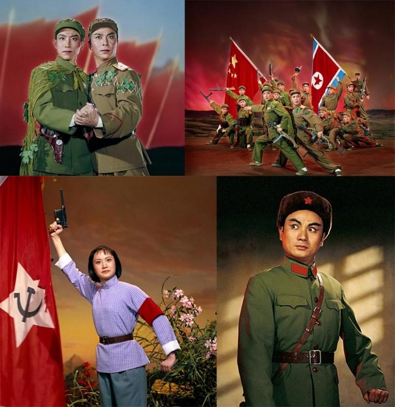 BIGPIC2210 776x800  Китайская коммунистическая опера