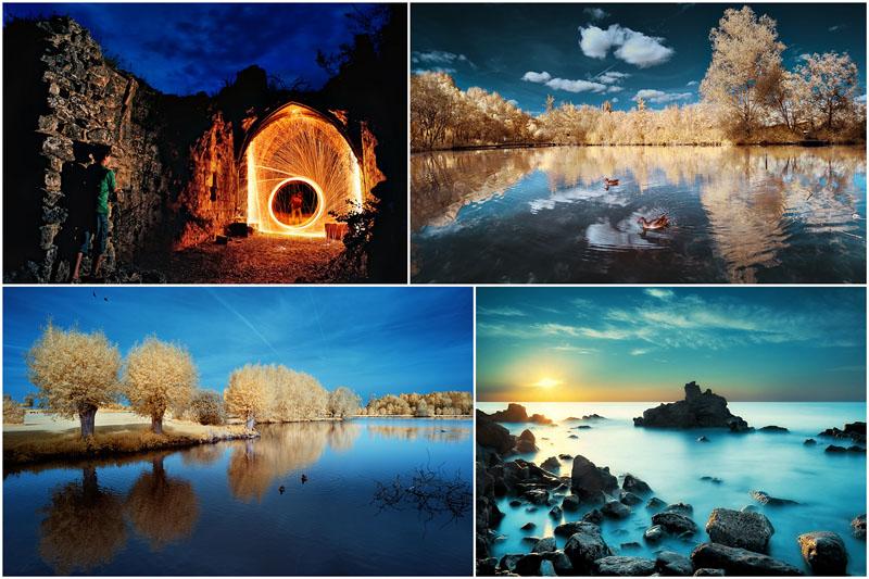 Удивительные работы фотографа-самоучки Давида Кешкеряна