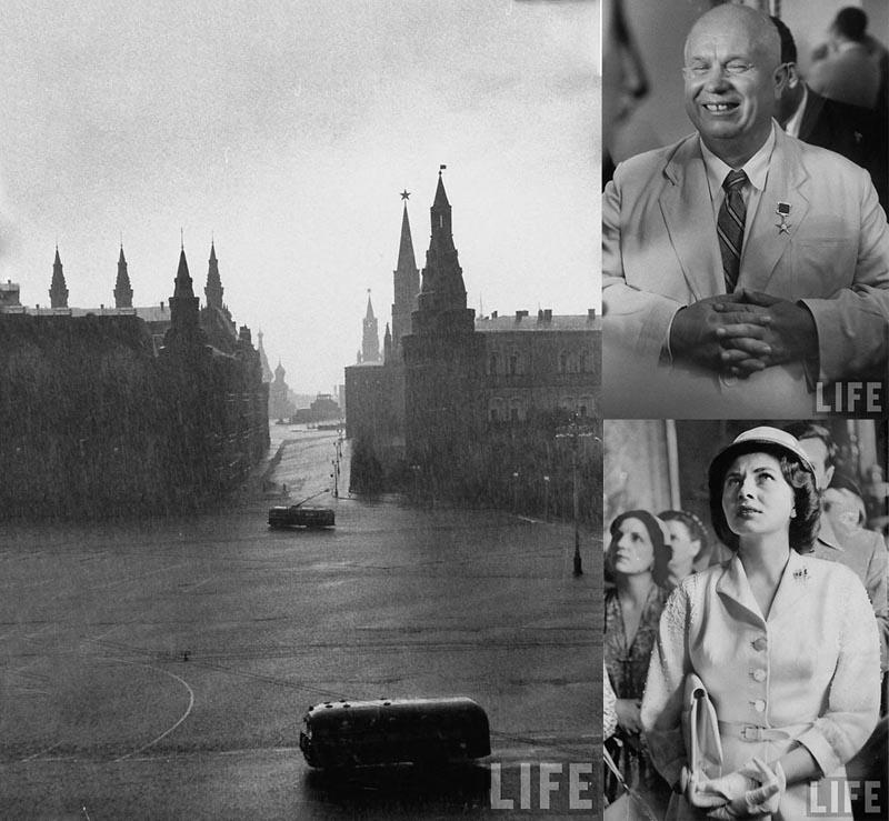 Май 1956-го в Москве