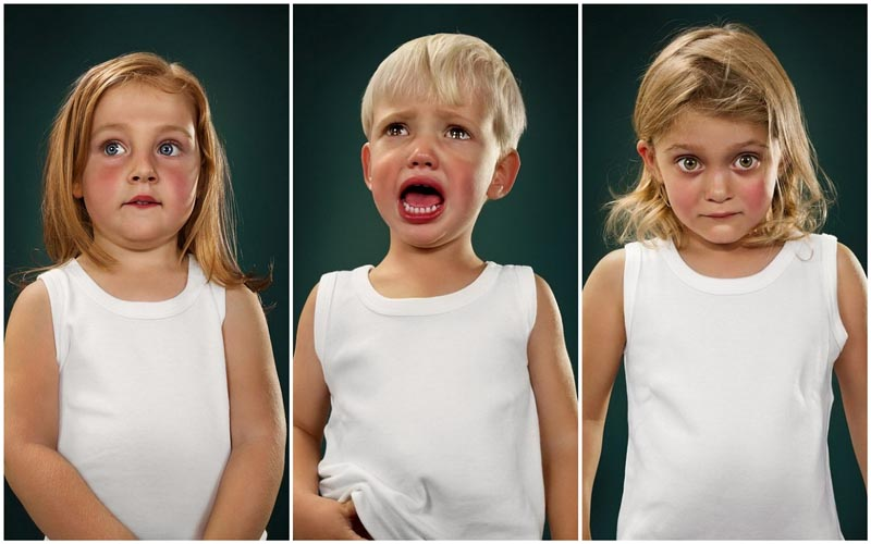 BIGPIC2230 Эмоциональный фотопроект Смешанные чувства