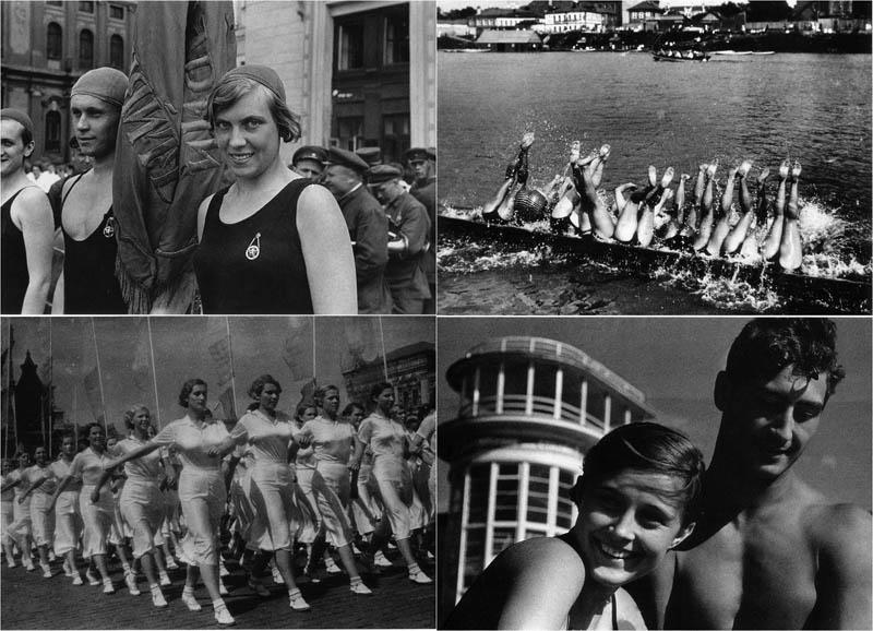 BIGPIC2257 Физкультура и спорт в Советском Союзе 20 30 х годов