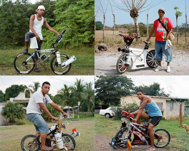 BIGPIC229 Панамские велосипедисты в фотопроекте Priti Baiks