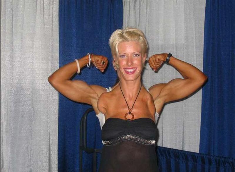 BIGPIC23 Сильная женщина по имени Барби