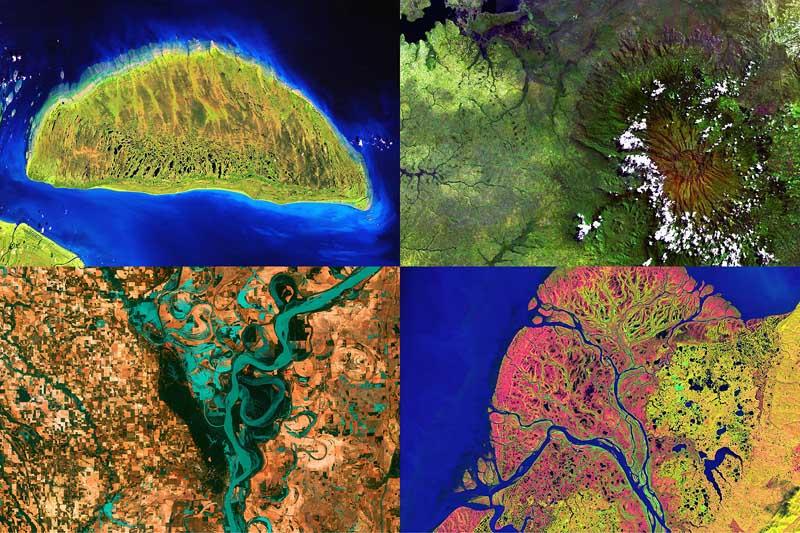 BIGPIC3 Красота планеты   взгляд с высоты