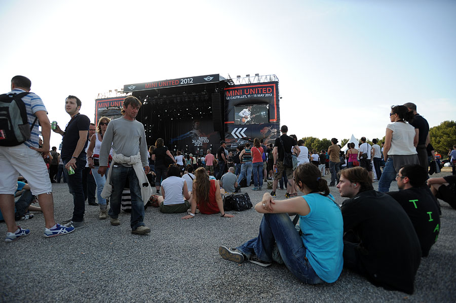 DSC 9336 Фестиваль MINI United 2012 во Франции