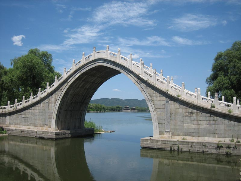 Gaoliang Bridge Мост Нефритового Пояса
