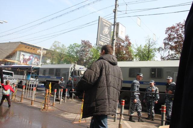 ak09 Эксперимент или Наша полиция   нас бережет