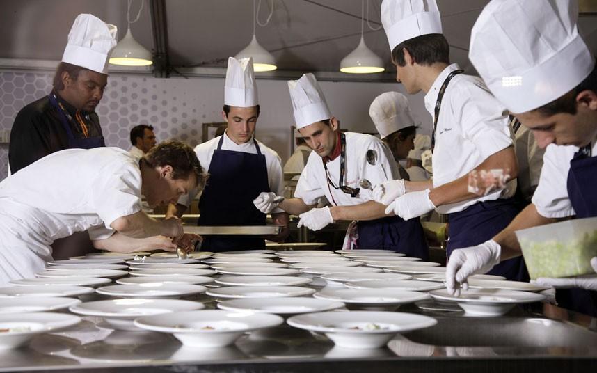 banquet chefs 2222008k Открытие 65 го Каннского кинофестиваля