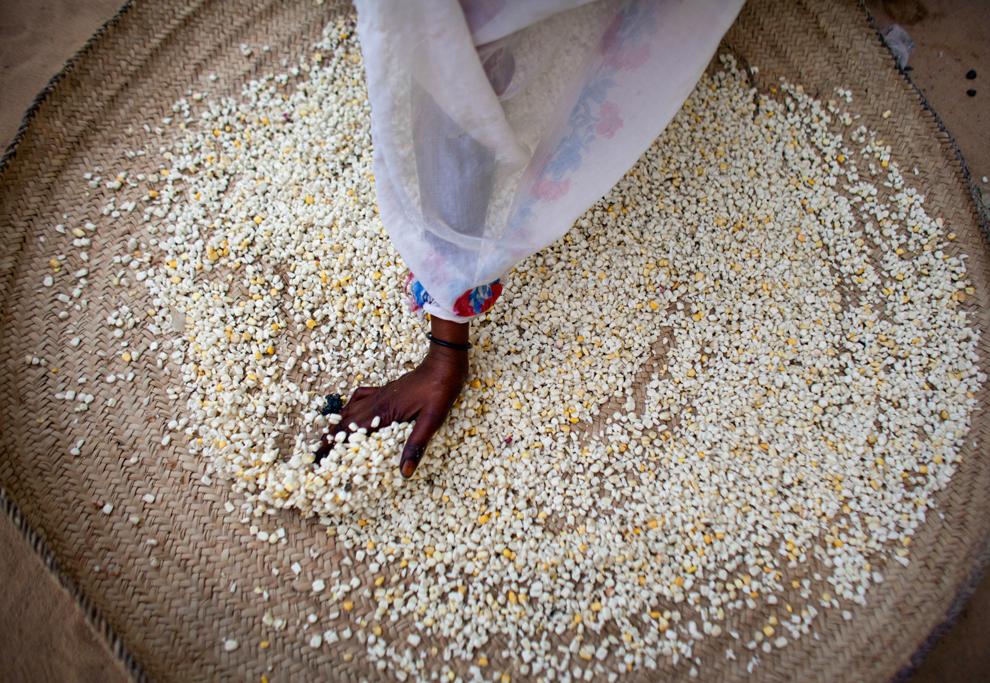 bp16 Продовольственный кризис в природной зоне Сахель в Африке