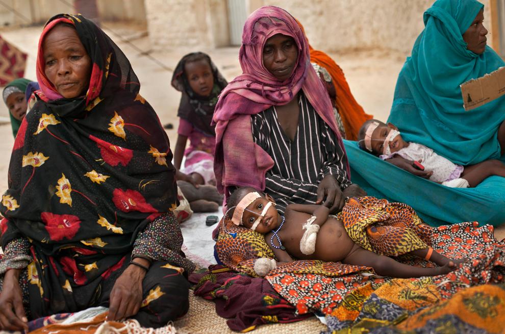 bp20 Продовольственный кризис в природной зоне Сахель в Африке