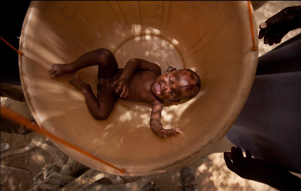 bp25 Продовольственный кризис в природной зоне Сахель в Африке