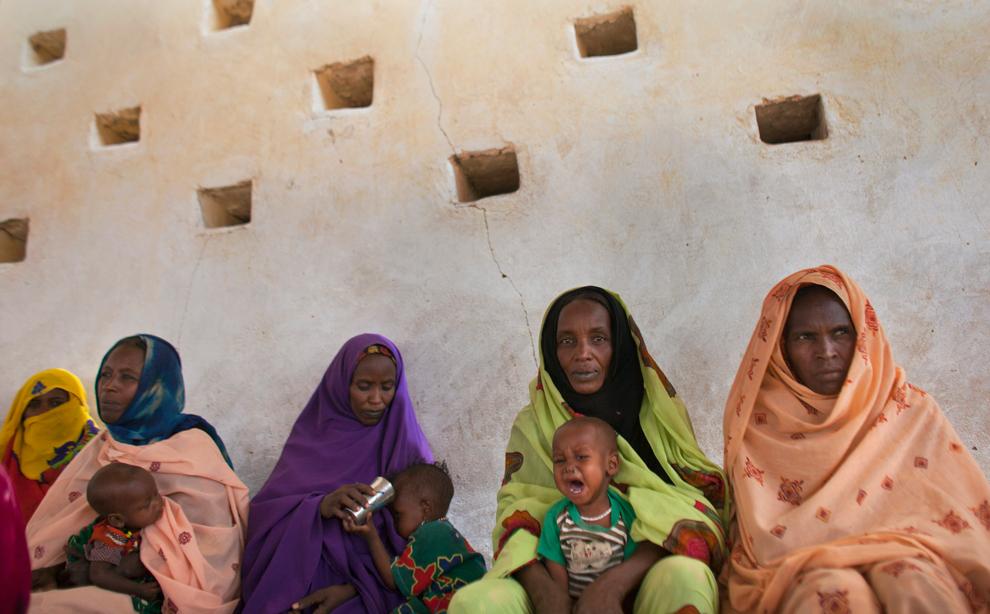 bp5 Продовольственный кризис в природной зоне Сахель в Африке