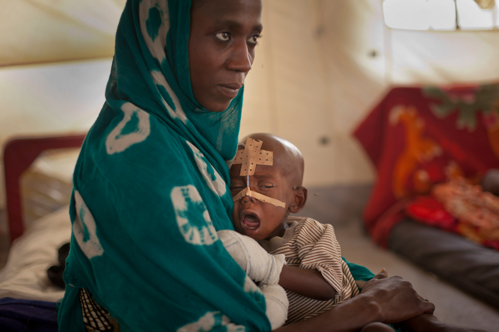 bp9 Продовольственный кризис в природной зоне Сахель в Африке