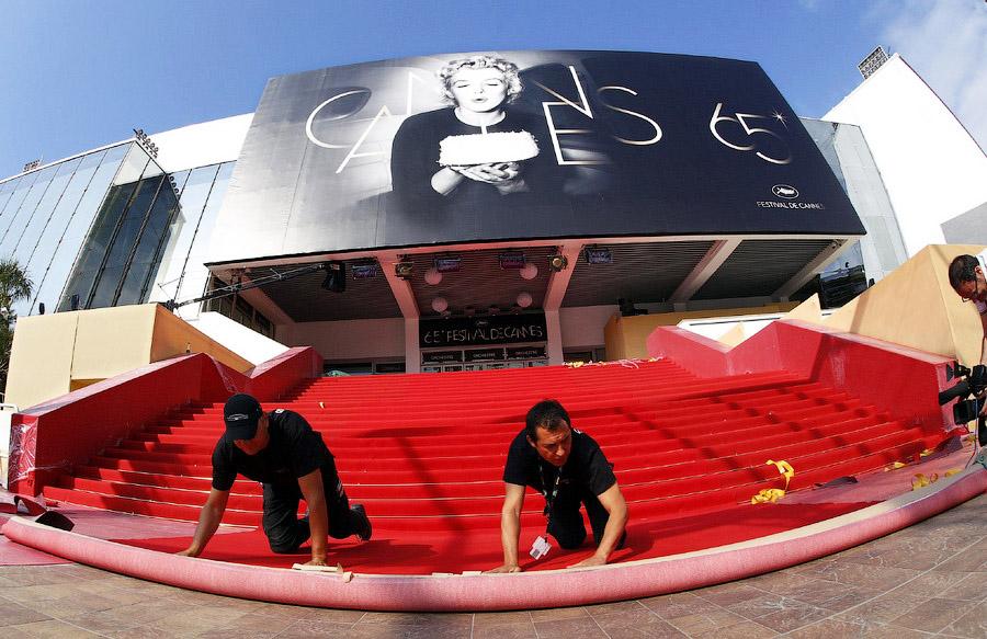 canne02 Открытие 65 го Каннского кинофестиваля