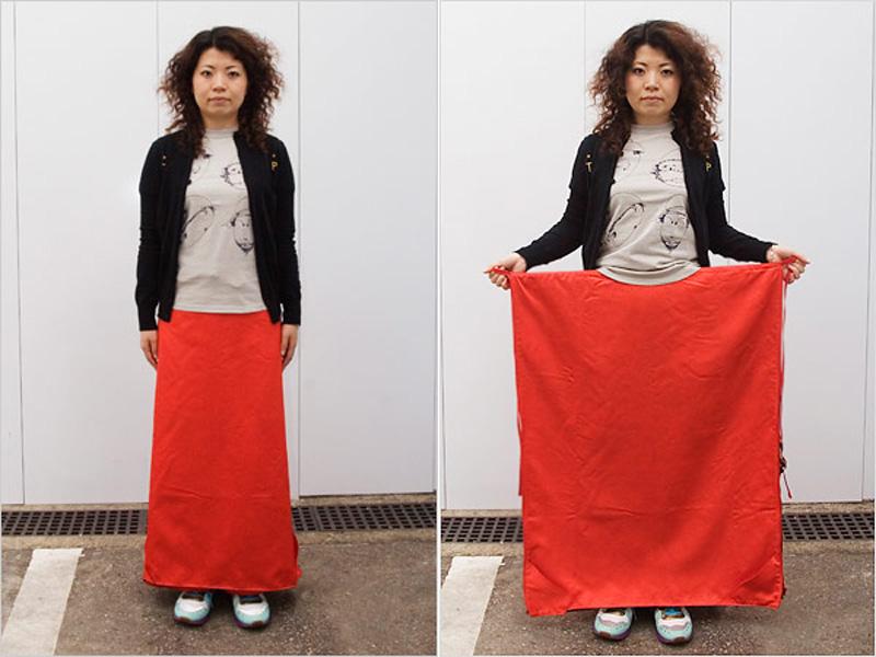 disguise01 Городская маскировка по японски