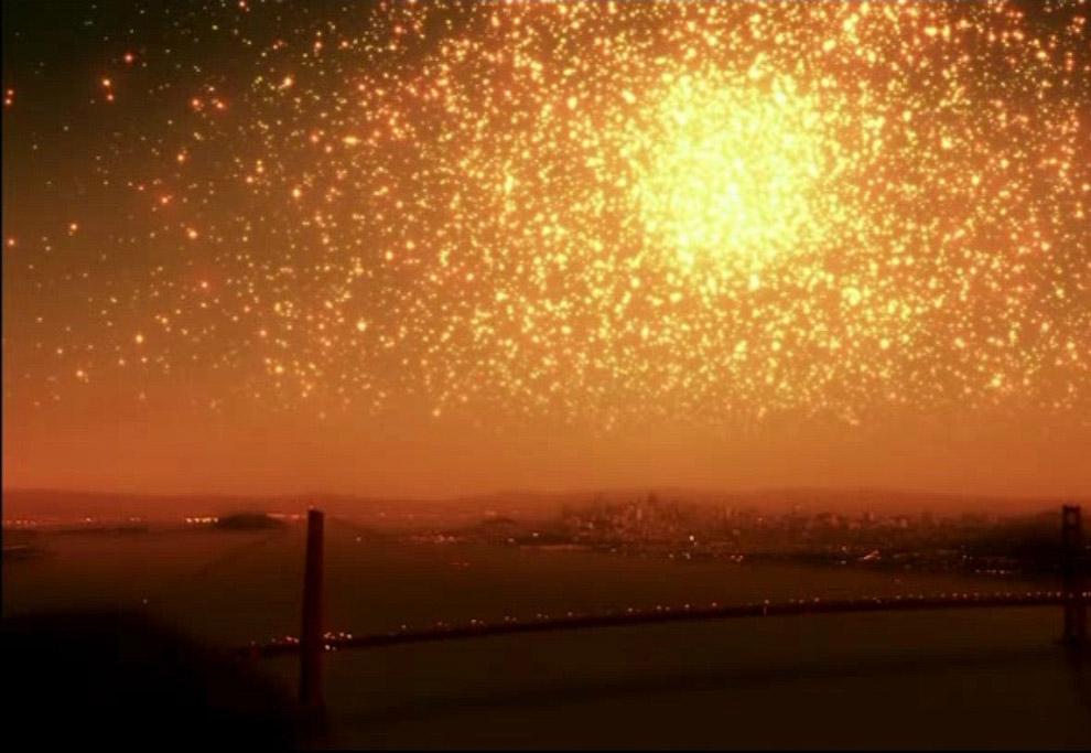 fantasticheskie vidy nochnogo neba 2 Фантастические виды ночного неба Земли