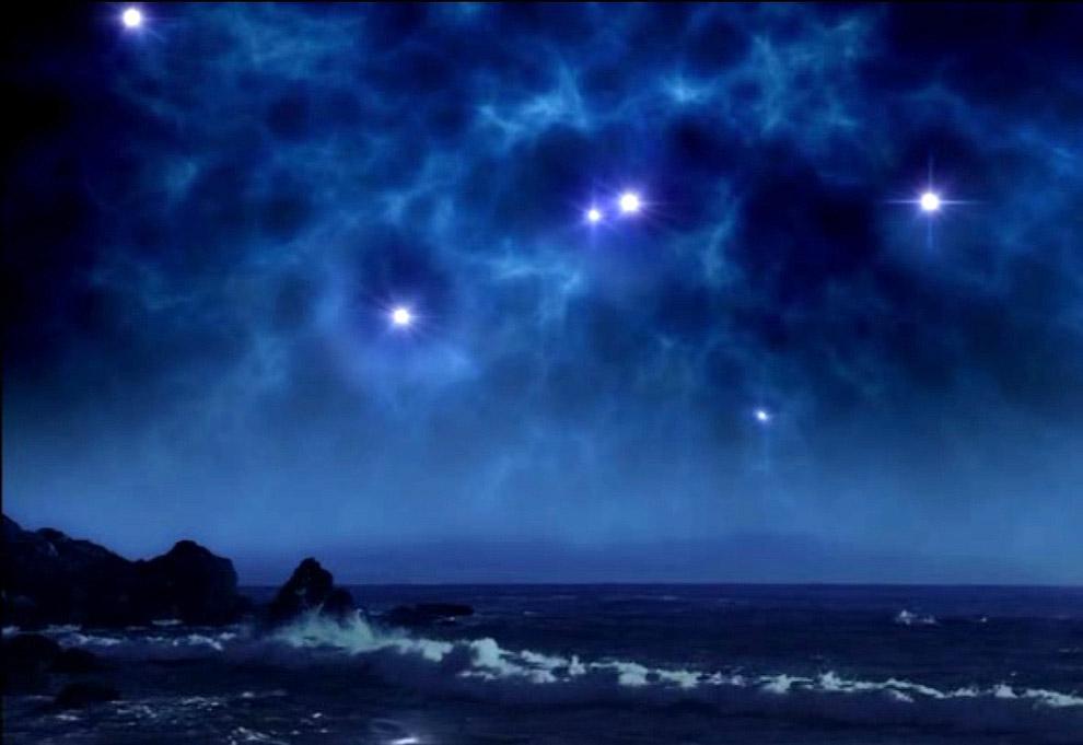 fantasticheskie vidy nochnogo neba 3 Фантастические виды ночного неба Земли