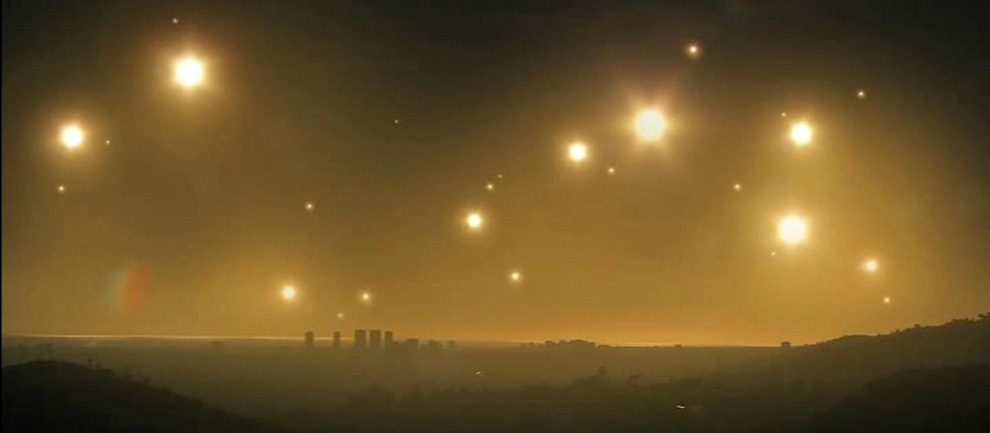 fantasticheskie vidy nochnogo neba 4 Фантастические виды ночного неба Земли