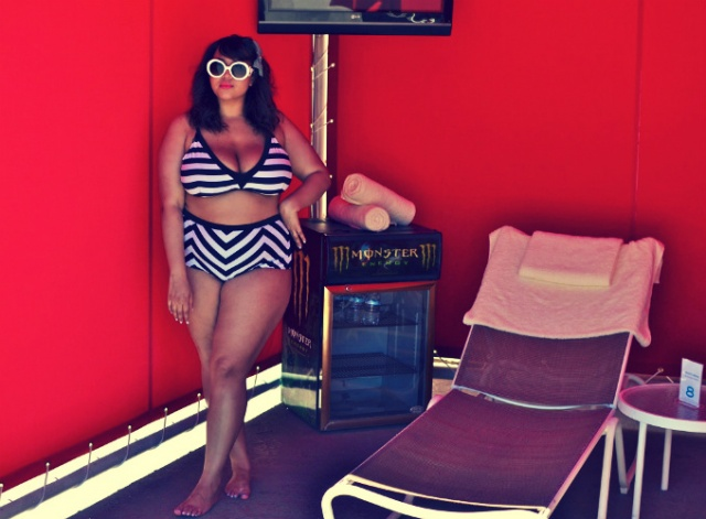 gabi2 Толстушки в купальниках стали хитом Интернета