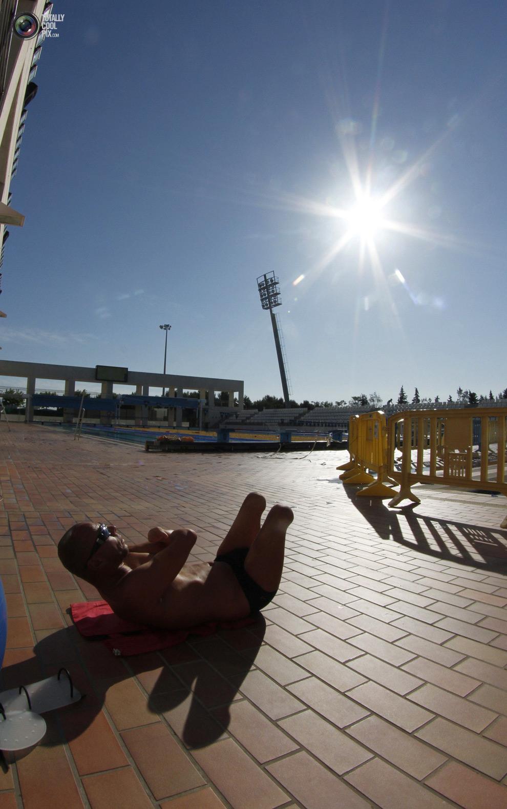 ldn2012parawimmers 007 Лондон 2012   тренировка паралимпийских пловцов
