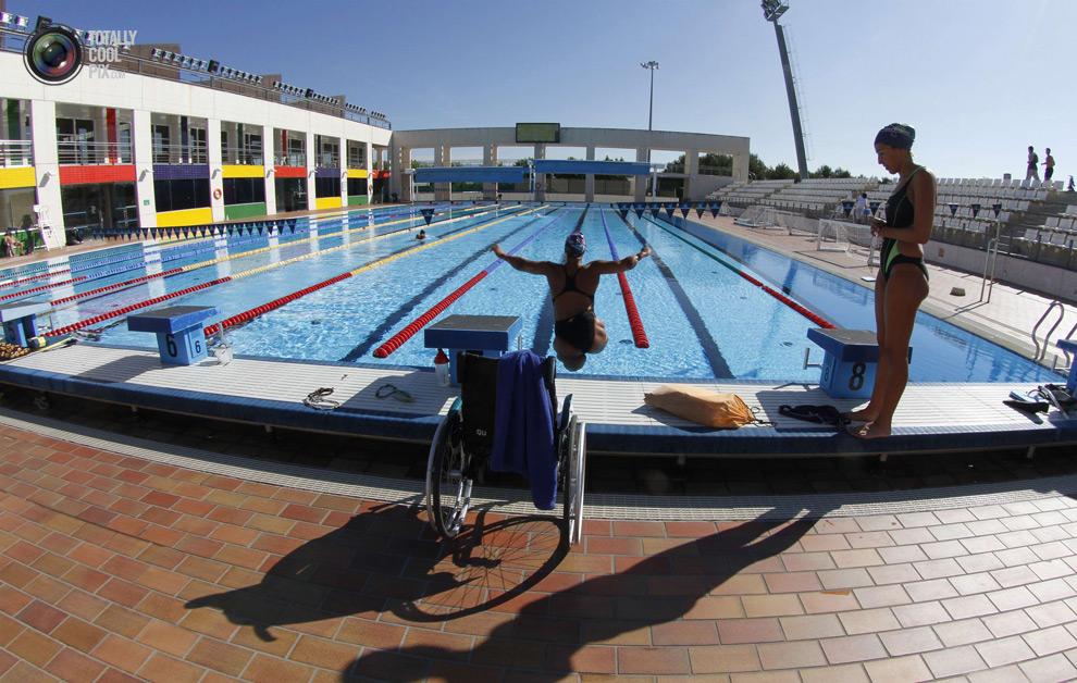 ldn2012parawimmers 009 Лондон 2012   тренировка паралимпийских пловцов