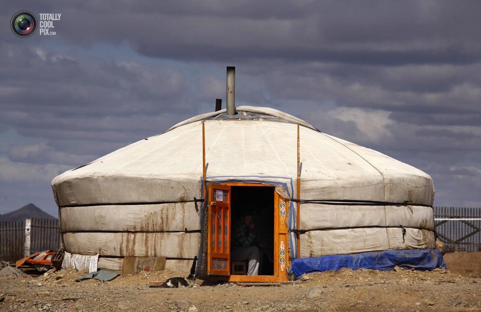 mongolia 002 Шахтеры ниндзя: Добыча золота в Монголии