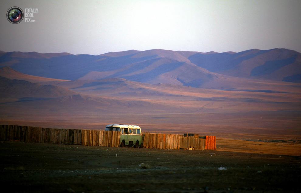 mongolia 003 Шахтеры ниндзя: Добыча золота в Монголии