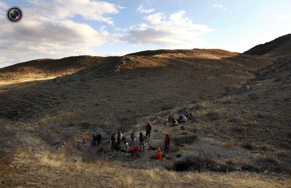 mongolia 005 Шахтеры ниндзя: Добыча золота в Монголии