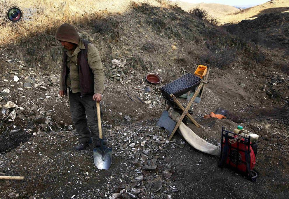 mongolia 009 Шахтеры ниндзя: Добыча золота в Монголии