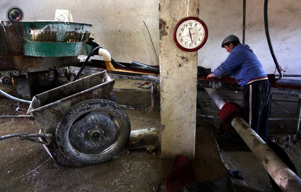 mongolia 017 Шахтеры ниндзя: Добыча золота в Монголии