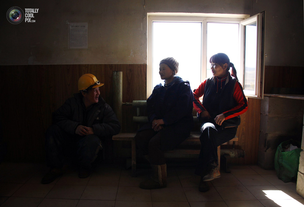 mongolia 019 Шахтеры ниндзя: Добыча золота в Монголии
