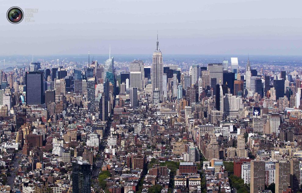 oneworldtrade 014 Строительство Всемирного торгового центра 1 в Нью Йорке